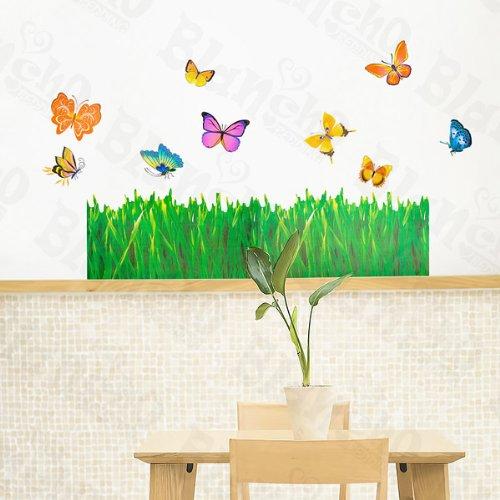 Vol de papillon 4 – Patchs à grande Stickers muraux Stickers Home Decor