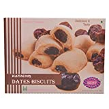 Vegetarian and egg free Hyderabad famous fruit and nut based biscuit 70 year old brand Hand made biscuit 100 percent vegeterian cookies Quality and goodness since 1953