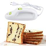 Cuchillo eléctrico para Pan, Cocina, Cuchillo eléctrico automático, Cortador de Carne para tostar, Cuchilla de Acero...