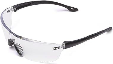 Honeywell 908730 Tactile T2400 Veiligheidsbril - EN 166 1F CE - Zwart frame met Clear Anti-Scratch Lens