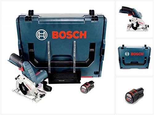 Bosch GKS 12V-26 Professional accu cirkelzaag 85 mm in L-Boxx + 1x GBA 3,0 Ah accu - zonder oplader