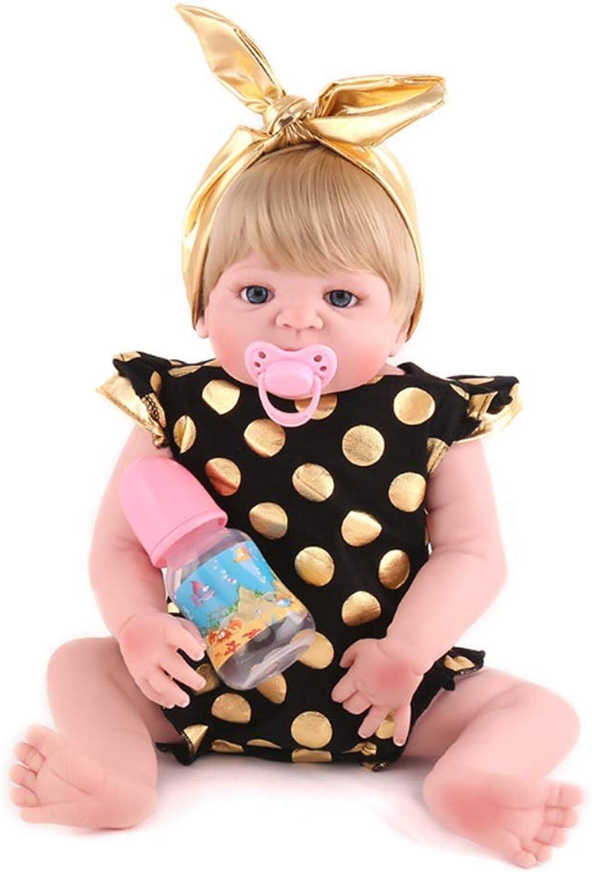 venta al por mayor barato Dolls World Little Treasure Rewborn Nursery Baby Baby Baby Alive Doll Realista Pretender Juego de rol Juguetes para Niños Cute Newborn Baby Girl Doll Realista con ropa Accesorios para el cabello Juguetes para a  ventas en linea