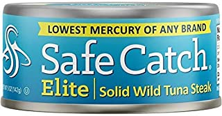 fresh catch yellowfin tuna