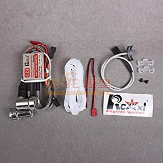 Part & Accessories Rcexl Double Ignition CDI with BMR6A plugs 90 degrees for straight/V type engines