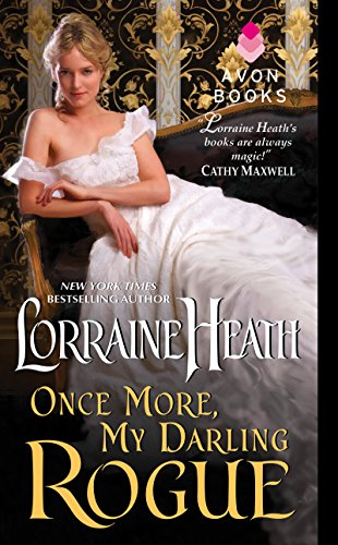 book cover of Once More, My Darling Rogue