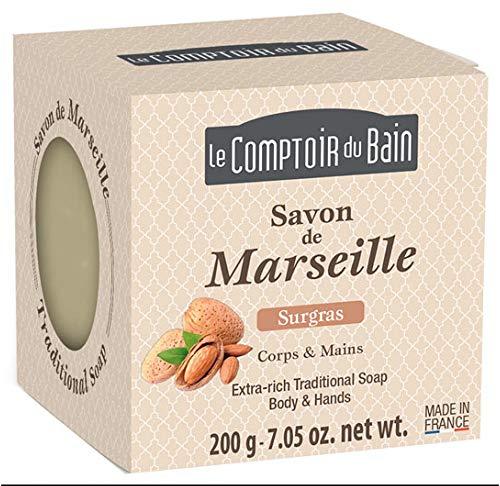Le Comptoir du Bain Savon de Marseille Surgras 200 g