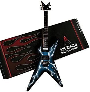 Axe Heaven DD-001 Lightning Bolt Signature Model Miniature Guitar