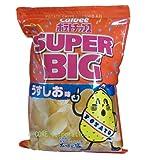 Calbee カルビー ポテトチップス うすしお味 スーパービッグ SUPER BIG 500g×96袋