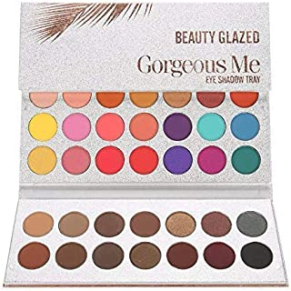 MAYCREATE® Eyeshadow Palette - Beauty Glazed 63 Colors Pearlescent Matte Eyeshadow, Eye Cosmetics, Makeup Palette
