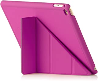 Pipetto Case for iPad Air 2, Origami Smart Case with 5 in 1 Folding Positions & Auto Sleep/Wake Function, Compatible with ...