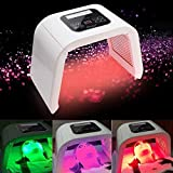 Led Light Facial Skin Care Machine, Light Device Skin Care Tool PDT 4Colors