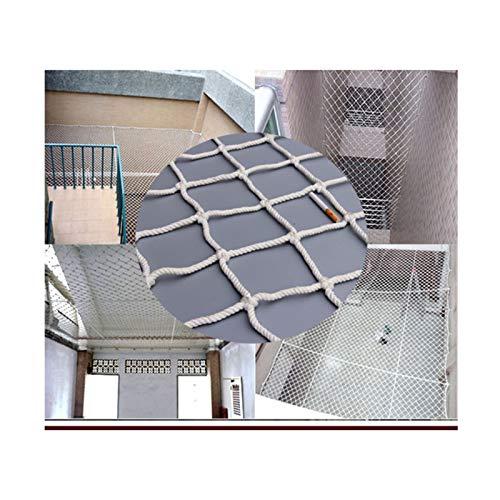 XYUfly20 Red Protectora De Escaleras para Niños Red De Nylon De La Decoración De La Playa De La Cuerda De La Red Trenza De Cuerda De 3 Hilos, Resistente Al Desgaste, A Prueba De Sol