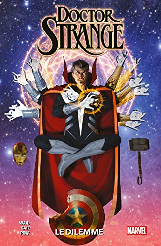 Doctor Strange (2018) T04 : Le dilemme (French Edition)