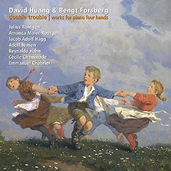 Röntgen, Maier, Hägg & Others: Piano Works