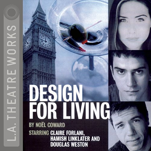 Design for Living audiobook cover art