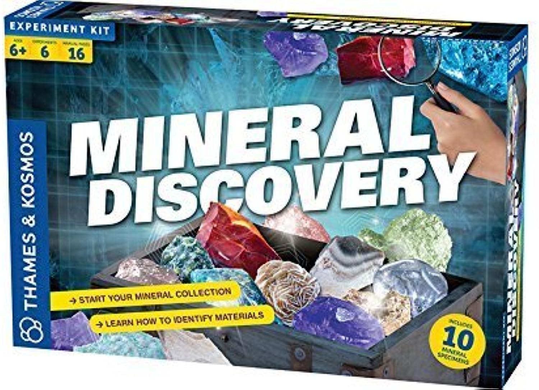 Thames & Kosmos Mineral Discovery Kit by Thames & Kosmos