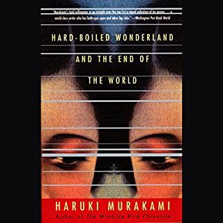 『Hard-Boiled Wonderland and the End of the World』のカバーアート