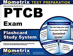 Mometrix Flashcard Study System for the PTCB Exam