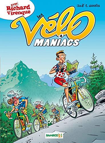 Les Vélomaniacs - tome 04