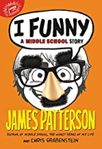 james patterson i funny