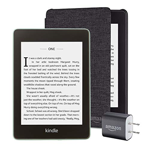 [$119.97 - 129.97] Save up to 39% on Kindle Paperwhite Essentials Bundles