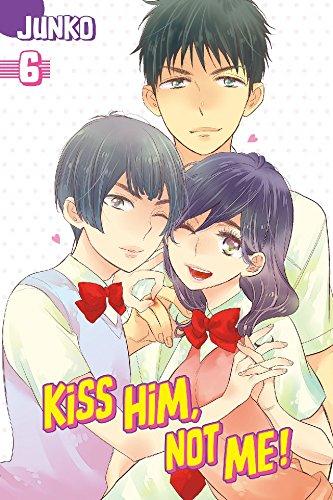 Kiss Him, Not Me Vol. 6 (English Edition)
