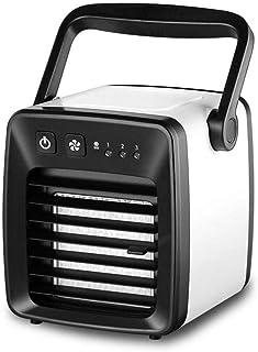 Ventilador de Torre Refrigerador De Aire For Uso Doméstico, Ventilador De Aire Acondicionado Refrigerado por Agua con Conexión USB, Ventilador De Enfriamiento Evaporativo