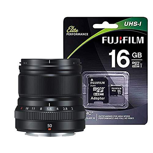 objetivo fujifilm fabricante Fujinon