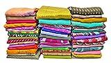 PEEGLI Vintage Indischer Mehrfarbiger Vorhang Drapieren