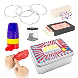 Global Gizmos 56060 Magic in a Box Gift Set   6 Different Tricks