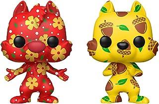 Funko Pop! Artist Series: Disney Treasures of The Bóveda - Chip & Dale (2 unidades)