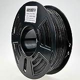 Stronghero3D Filamento PLA para impresora 3D, 1,75 mm, precisión de fibra de carbono +/- 0,05 mm,...