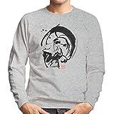 Cloud City 7 Aikido Leo Tamaki Men's Sweatshirt