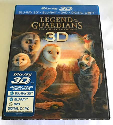 Legend of the Guardians: The Owls of Ga'Hoole (2010 / 3D / BR / WS / Animated) Jim Sturgess, Hugo Weaving, David Wenham, Emily Barclay, Sam Neill