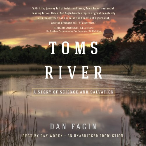 Toms River audiobook cover art