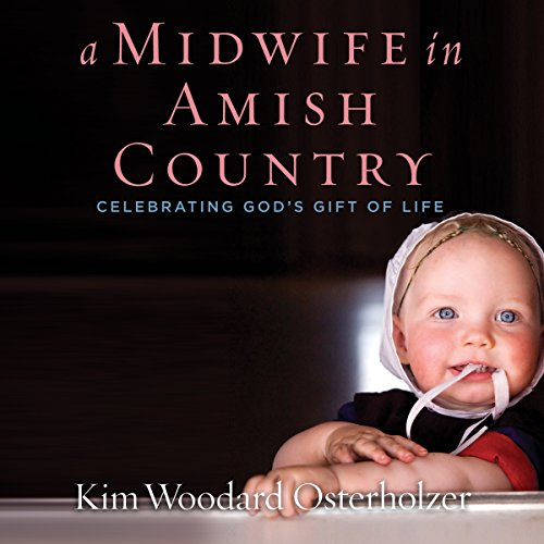 A Midwife in Amish Country cover art