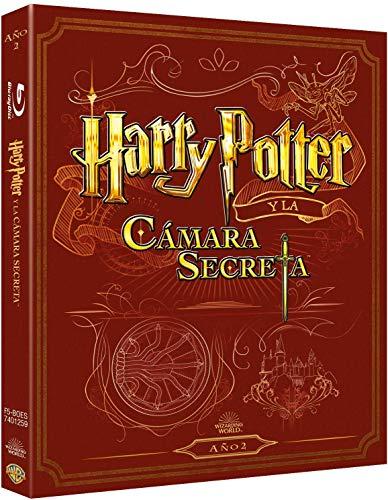 Harry Potter Y La Cámara Secreta. Ed19 Bd [Blu-ray]