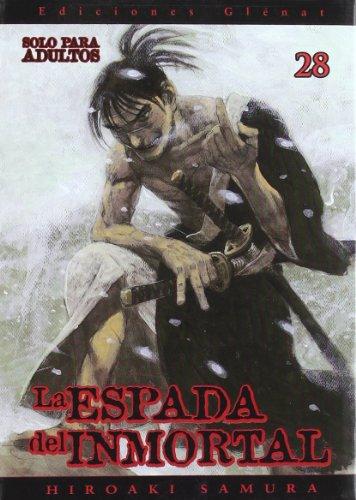 La espada del inmortal 28 (Seinen Manga)