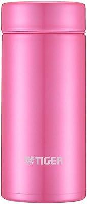 タイガー魔法瓶 水筒 スクリュー マグボトル 6時間保温保冷 200ml 在宅 タンブラー利用可 パウダーピンク MMP-J020PP