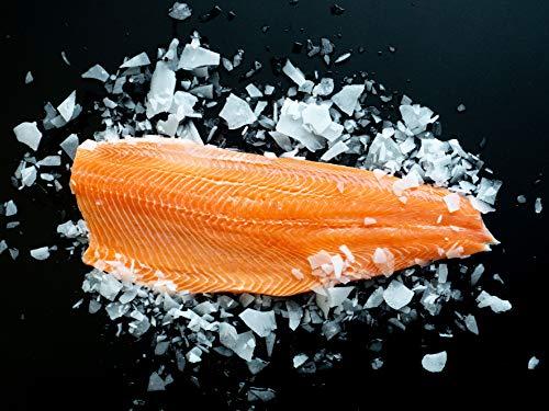 filet saumon leclerc