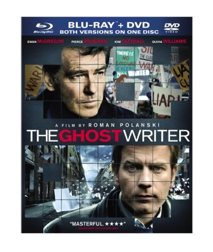 Amazon Com The Ghost Writer Ewan Mcgregor Pierce Brosnan