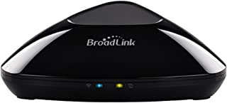 BroadLink New RM Pro ,WiFi Smart Home Hub, IR RF All in One Automation Learning Universal Remote Control Compatible for Apple Android Smartphone