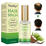 Natural Hair Growth Serums - Best Reviews Guide