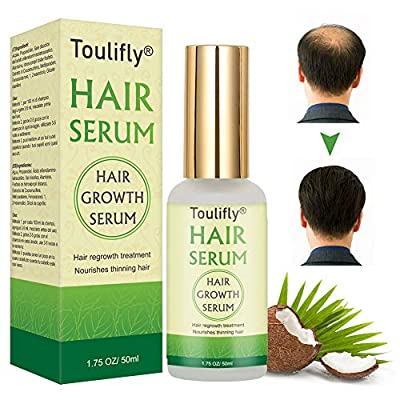 Hair Growth Serum Hair
