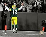 The Poster Corp Aaron Rodgers 2009 Spotlight Action Photo