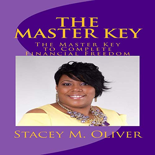 The Master Key audiobook cover art