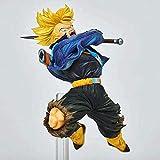 CXNY Figuras de acción Dragon Ball Warehousing World Congress Super Saiyan Trunks Modelo Juguetes De...