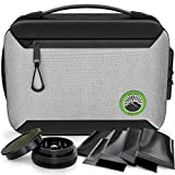 Smell Proof Case with Combination Lock - Odor Premium Smell Proof Bag - Durable Odor Proof Bag - Dog Tested Bags - Large Smell Proof Case for Herbs
