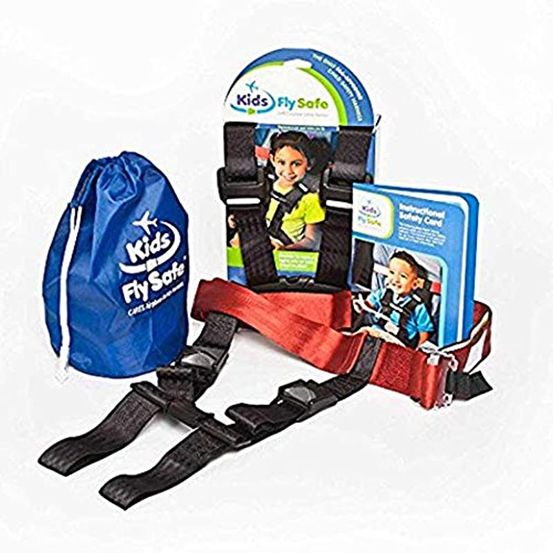 Child Airplane Travel Harness Cares Safety Restraint System The Only FAA Approved Child Flying Safety Device Protect Your Child For Airplane Travel Safety