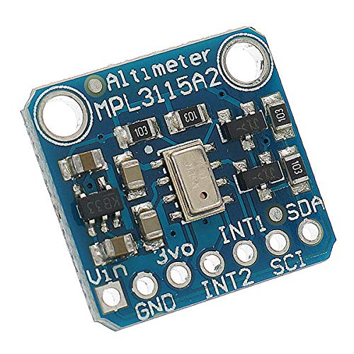MPL3115A2 IIC I2C Intelligent Temperature Pressure Altitude Sensor V2.0 Geekcreit for A-r-d-u-i-n-o - products that work with official A-r-d-u-i-n-o boards 5Pcs Electronics Module Parts